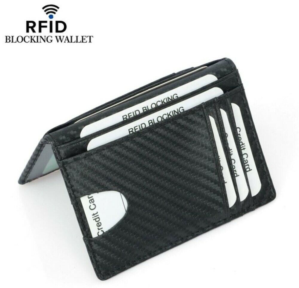 RFID Blocking Card Wallet