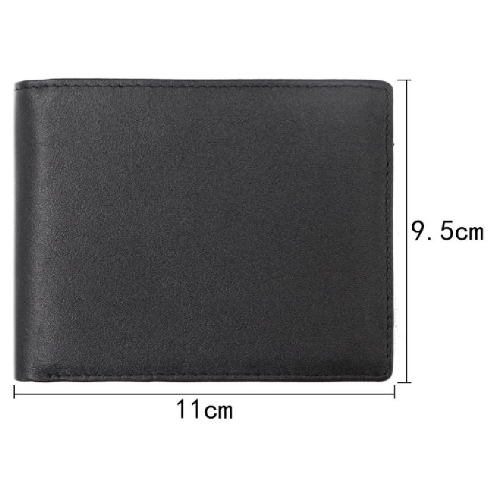 Mens Wallet RFID Protection