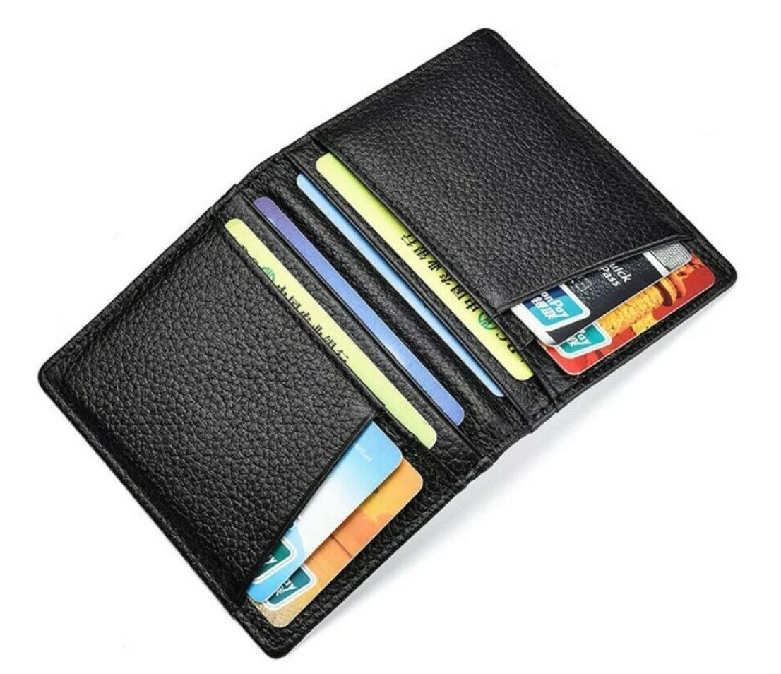 Slim RFID Mens Wallet